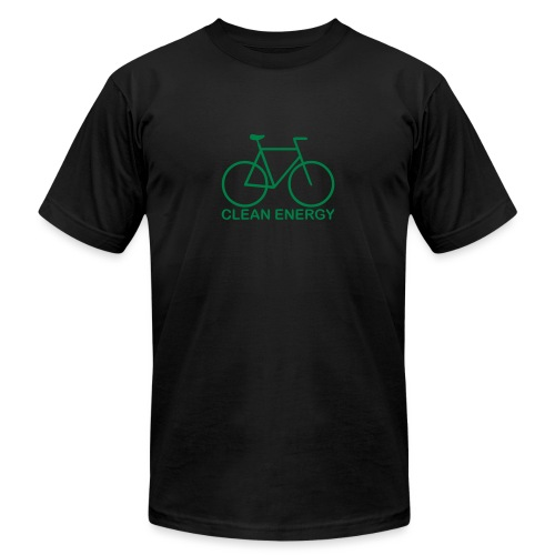clean energy - Unisex Jersey T-Shirt by Bella + Canvas