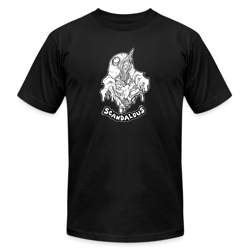 SCANDALOUS - Unisex Jersey T-Shirt by Bella + Canvas