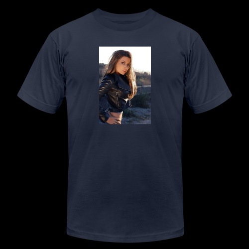 Rebecca Grant tuff and sexy - Unisex Jersey T-Shirt by Bella + Canvas