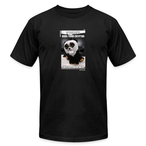 If Don't HODL Your Cryptos... - Men's Jersey T-Shirt