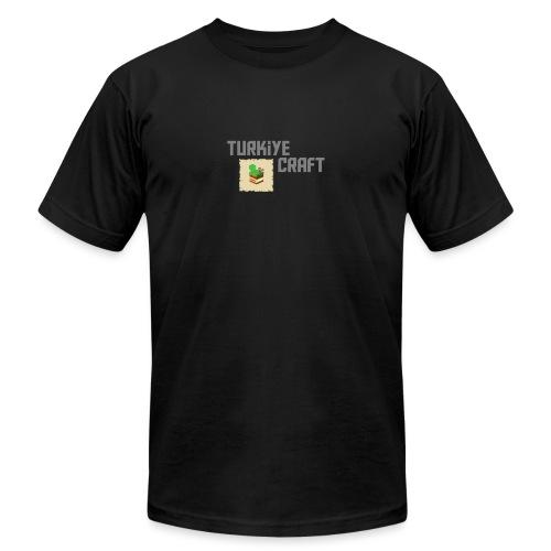 TurkiyeCraft Logo - Unisex Jersey T-Shirt by Bella + Canvas
