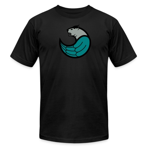 lionbull - Unisex Jersey T-Shirt by Bella + Canvas