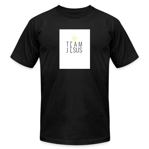 TEAM JESUS3 - Unisex Jersey T-Shirt by Bella + Canvas