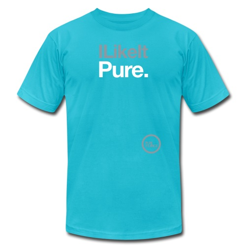 Pure Trance Logo - Unisex Jersey T-Shirt by Bella + Canvas