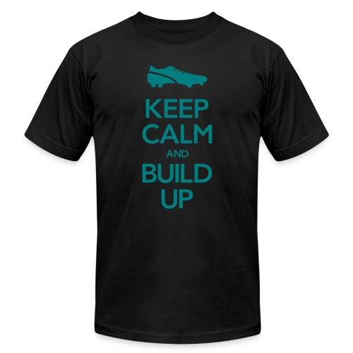 Build Up Women's Tee (Fundraising Item) - Unisex Jersey T-Shirt by Bella + Canvas