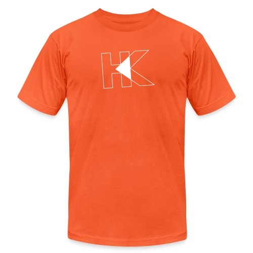 hkborder - Unisex Jersey T-Shirt by Bella + Canvas