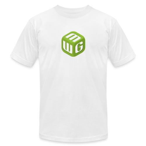 Steve Sized MWG T-Shirt (3XT) - Unisex Jersey T-Shirt by Bella + Canvas