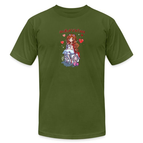 Aureylian FTB - Unisex Jersey T-Shirt by Bella + Canvas