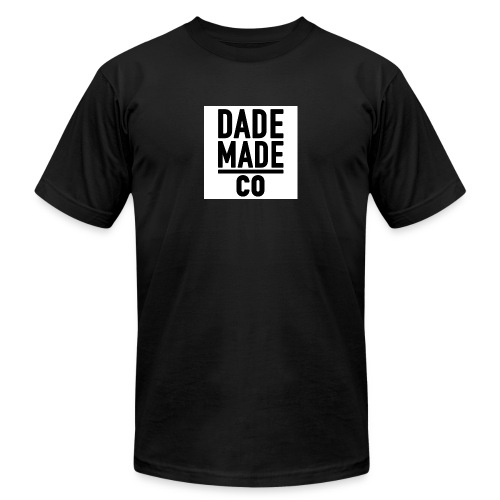dademadelogo - Men's  Jersey T-Shirt