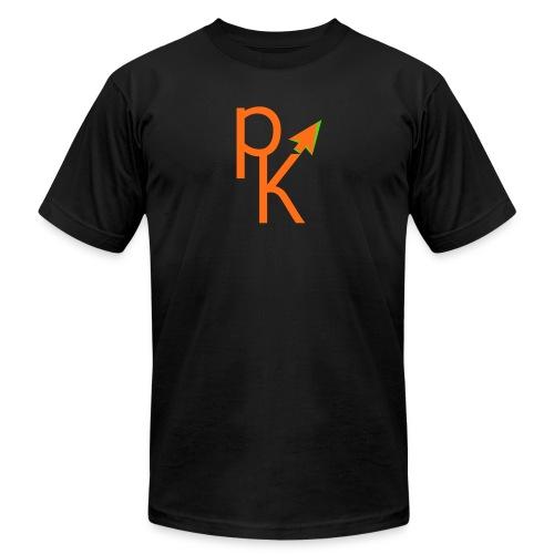 Plusklix Logo - Men's  Jersey T-Shirt