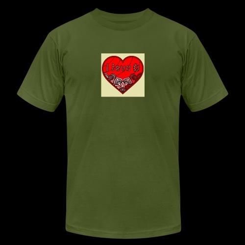 DE1E64A8 C967 4E5E 8036 9769DB23ADDC - Men's Jersey T-Shirt