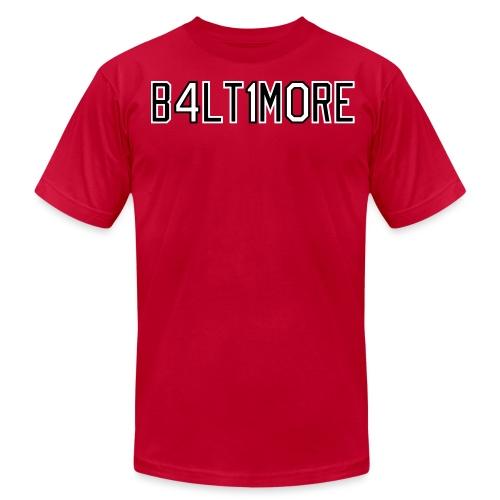 B4LT1M0RE - Unisex Jersey T-Shirt by Bella + Canvas