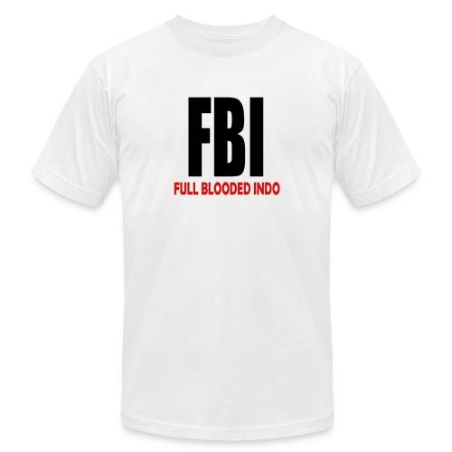 fbi copy - Unisex Jersey T-Shirt by Bella + Canvas