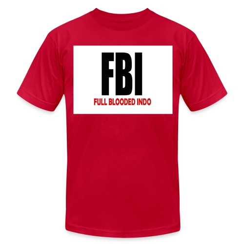 fbi copy - Unisex Jersey T-Shirt by Bella + Canvas