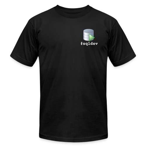 sqldev - Unisex Jersey T-Shirt by Bella + Canvas