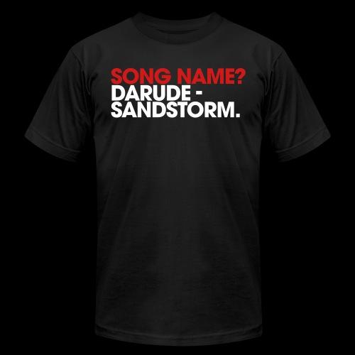 Sandstorm - Unisex Jersey T-Shirt by Bella + Canvas