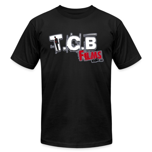Adult TCB Films T Shirt - Unisex Jersey T-Shirt by Bella + Canvas