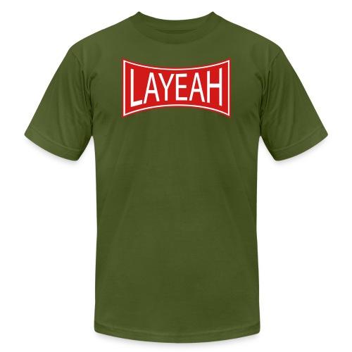 Standard Layeah Shirts - Unisex Jersey T-Shirt by Bella + Canvas
