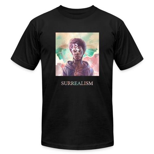 SLP FONT (Color Scheme) - Unisex Jersey T-Shirt by Bella + Canvas
