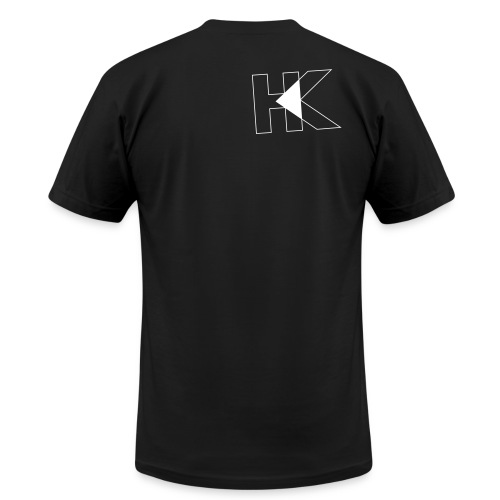 hkborder - Unisex Jersey T-Shirt by Bella + Canvas
