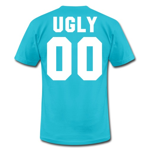 ugly - Unisex Jersey T-Shirt by Bella + Canvas
