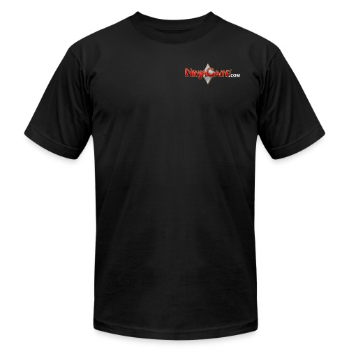 NC Logo for Dark Products - Unisex Jersey T-Shirt by Bella + Canvas