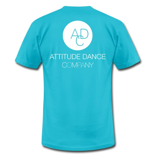 ADC Logo - Unisex Jersey T-Shirt by Bella + Canvas
