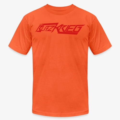 krieglogo03 - Unisex Jersey T-Shirt by Bella + Canvas