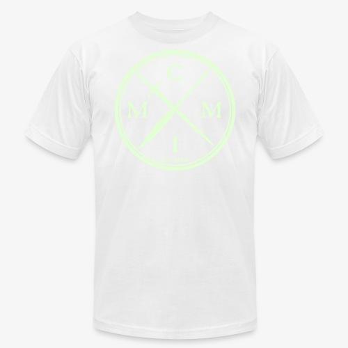 pen x sword - Unisex Jersey T-Shirt by Bella + Canvas