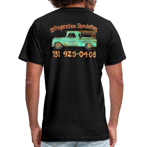Refrigeration Specialties - Unisex Jersey T-Shirt by Bella + Canvas
