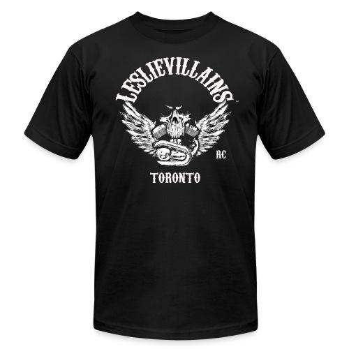 LESLIEVILLAIN ORIG 2 - Unisex Jersey T-Shirt by Bella + Canvas