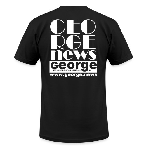 WE ARE GEORGE - Unisex Jersey T-Shirt by Bella + Canvas