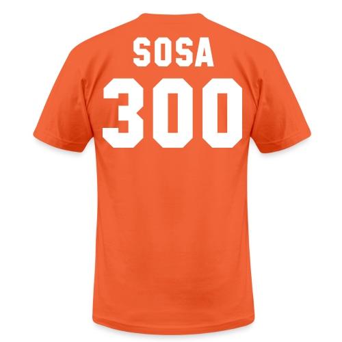 sosa - Unisex Jersey T-Shirt by Bella + Canvas