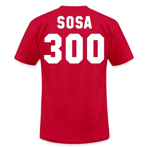 sosa - Unisex Jersey T-Shirt by Bella + Canvas