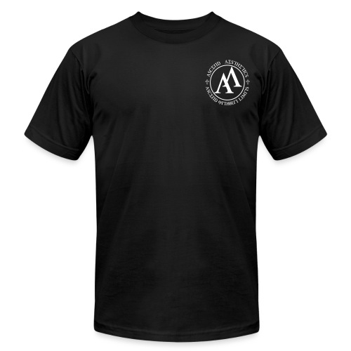 Ascend circle - Unisex Jersey T-Shirt by Bella + Canvas