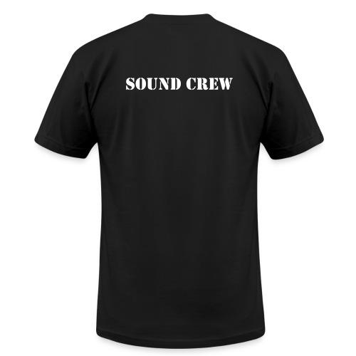 Sound Crew - Unisex Jersey T-Shirt by Bella + Canvas