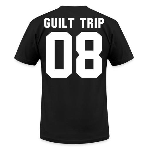 guilt trip - Unisex Jersey T-Shirt by Bella + Canvas