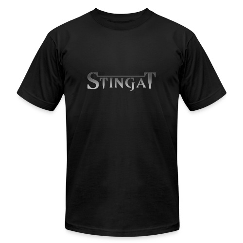 Stinga T LOGO - Unisex Jersey T-Shirt by Bella + Canvas