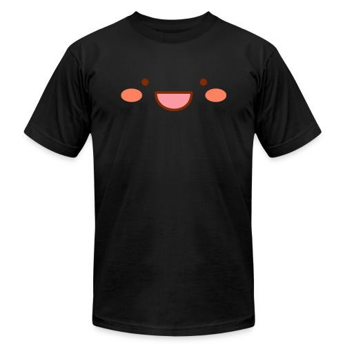 Mayopy face - Unisex Jersey T-Shirt by Bella + Canvas