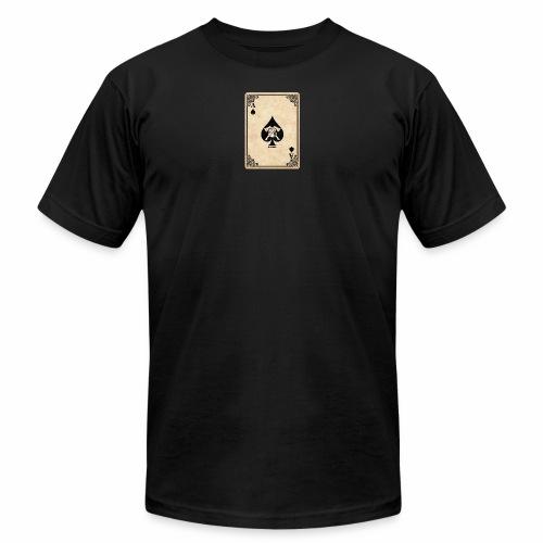 memento mori skol card png - Unisex Jersey T-Shirt by Bella + Canvas