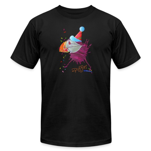 MR. PUFFIN - Unisex Jersey T-Shirt by Bella + Canvas