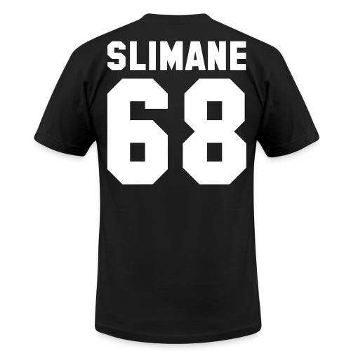 slimane - Unisex Jersey T-Shirt by Bella + Canvas
