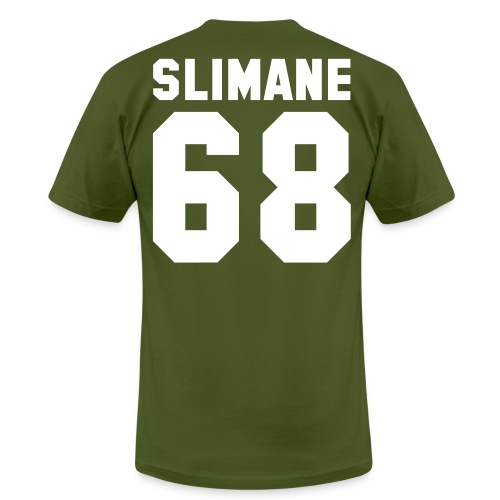 slimane - Unisex Jersey T-Shirt by Bella + Canvas