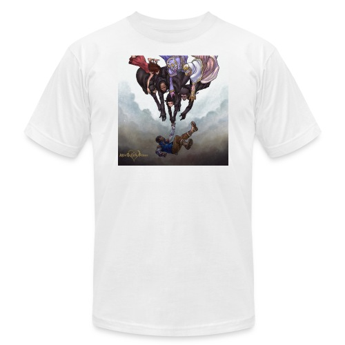 Front Cover - Unisex Jersey T-Shirt by Bella + Canvas