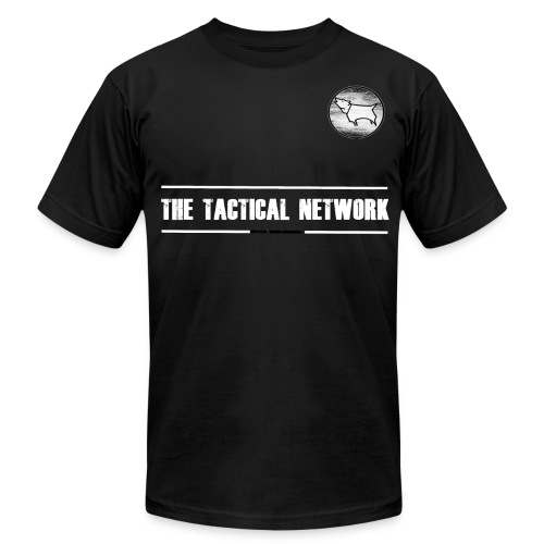 The Tactical Network - Home Kit - Men's Fine Jersey T-Shirt