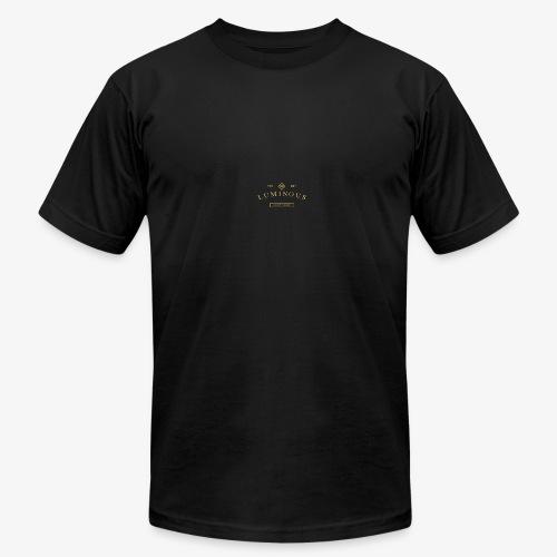 Luminous Original logo - Men's Fine Jersey T-Shirt