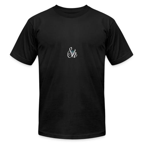 Street Holdens Logo - Men's Fine Jersey T-Shirt