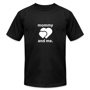 Mommy and Me - Men's Fine Jersey T-Shirt