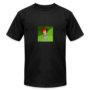 zomb is nere - Men's T-Shirt by American Apparel