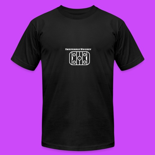 Ineffable Hockey Hoodies 3 - Men's Fine Jersey T-Shirt